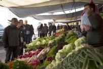SEMT PAZARI - Semt Pazarlarında Zabıta Denetimi Sürüyor