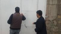 UĞUR YÜCEL - Seyirciler Maça Girebilmek İçin Dakikalarca Kapı Çaldılar