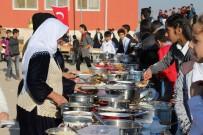 Silopi'de İlk Ve Ortaokul Öğrencilerinden Filistin'e Destek