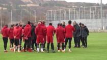 SAMET AYBABA - Sivasspor Gözünü Beşiktaş Maçına Çevirdi