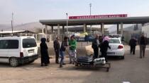 CİLVEGÖZÜ SINIR KAPISI - Suriyelilerin Güvenli Bölgelere Dönüşü Sürüyor