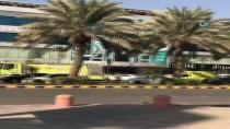 RIYAD - Suudi Arabistan'a Yönelik 'Balistik Füze' Saldırısı
