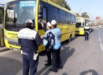 SALIH YıLDıRıM - Toplu Taşımada 'Zabıta-Polis' İşbirliği