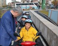 TRAFİK EĞİTİM PARKI - Trafik Eğitim Parkında 15 Ayda 13 Bin 500 Öğrenciye Trafik Eğitimi Verildi