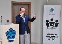 TÜRKSAT - TÜBİTAK Uzay Enstitüsü Müdürü Lokman Kuzu NEÜ'de Öğrencilerle Buluştu