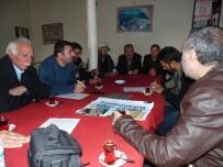 PıNARLAR - Tunceli'de Sulama Kooperatifi Kurma Çalışmaları