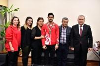 AZIZ KOCAOĞLU - Türk Sporcu Ülkemizde Bir İlki Başardı