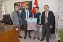 DEVLET SU İŞLERİ GENEL MÜDÜRLÜĞÜ - Vanlı Öğrenciden Türkiye Birinciliği