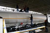Yakıt Tankerinden Çıktı Açıklaması 22 Bin 500 Paket