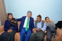DİYALİZ HASTASI - Yeşilyurt'ta Yaşlılar 'Baştacı'