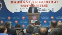 ALT KOMİSYON - AK Parti Mardin Milletvekili Miroğlu Açıklaması 'Kılıçdaroğlu İddiaları Ve Zarraf Duruşmaları Komediye Dönüştü'
