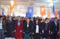 BATMAN MERKEZ - AK Parti Sason Kadın Kolları İlçe Kongresi Yapıldı