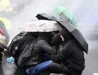 PARTİ KONGRESİ - Almanya'da sokaklar karıştı