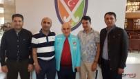TEKNIK MALZEME - Araban Belediye Spor Kulübü Hokey Takımı Kuruluyor