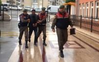 PARMAK İZİ - Aydın'da 7 Ayrı Suçtan Aranan Şahıs Yakalandı