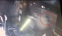 BAĞDAT CADDESI - Bağdat Caddesi'nde Feci Kaza