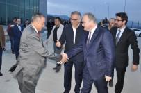 YAŞAR HOLDING - Bakan Özlü'den Su Tesislerine Ziyaret