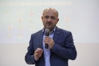 İLYAS ŞEKER - Başbakan Yardımcısı Işık Açıklaması 'Türkiye'ye Karşı Hiç Kimsenin Bir Komplo Kurmasına Müsaade Etmeyiz'