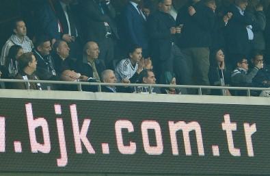 Başbakan Yıldırım da tribündeydi!