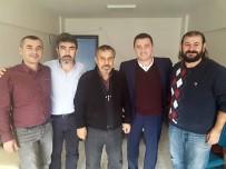 BELEDIYE İŞ - Başkan Bakıcı'nın Esnaf Ziyareti