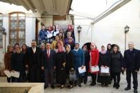 HALIL UZUN - Belediye Konaklarında Çalışan Öğretmenlere Sertifika