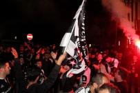 NEVZAT DEMİR - Beşiktaş'a Coşkulu Karşılama