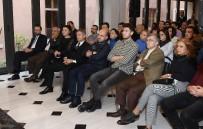 AHMET MISBAH DEMIRCAN - Beyoğlu'nda 'Geçmişten Geleceğe Mimari Söyleşisi' Gerçekleştirildi