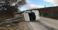 ALIBEYKÖY - Bilecik'te Trafik Kazası; 3 Yaralı