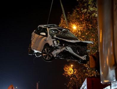 Bursa'da akılalmaz kaza: 4 ölü, 10 yaralı