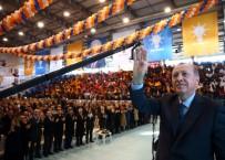 RECEP AKDAĞ - Cumhurbaşkanı Erdoğan Açıklaması 'FETÖ'nün Mahkemesi Bizi Mahkum Edemez'