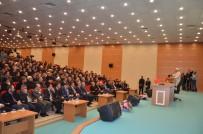 AZİZ YILDIRIM - Diyanet İşleri Başkanı Erbaş, Din Görevlileriyle Buluştu