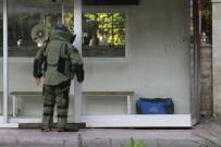 FAHRETTİN ALTAY - Durakta Unutulan Bavuldan Erkek Kıyafetleri Çıktı