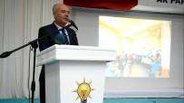 MEHMET ÇETIN - Dursunbey AK Parti İlçe Başkanı Üzeyir Sali Oldu
