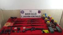 ÖZEL HAREKAT POLİSLERİ - Emniyet Ve Jandarmadan PKK Sığınaklarına Ortak Operasyon