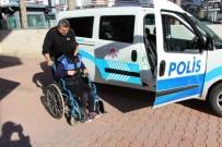 TOPLUM DESTEKLI POLISLIK - Engelli Büşra'nın Hayaline Polis Yardımı