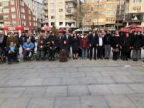 ATATÜRK ANITI - Engelliler Günü Kutlandı