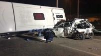 ALI ARSLAN - Facia Gibi Kaza, 4 Ölü, 11 Yaralı