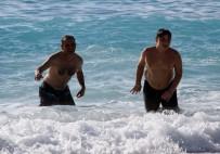 HAFTA SONU TATİLİ - Fethiye'de Aralık'ta Deniz Keyfi