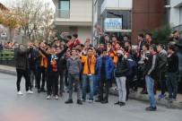 FLORYA - Galatasaray Derbi İçin Yola Çıktı