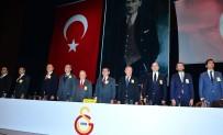 HALIÇ KONGRE MERKEZI - Galatasaray'ın Olağanüstü Genel Kurul Toplantısı Başladı