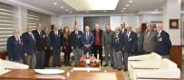 KUZEY KIBRIS - Gazilerden Başkan Kayda'ya Kıbrıs Gezisi Teşekkürü