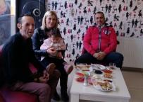 HALUK LEVENT - Haluk Levent'ten Borcunu Ödediği Recep Sert'e Ziyaret