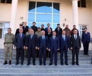 HÜKÜMET KONAĞI - İçişleri Bakan Yardımcısı Ersoy'dan Gürpınar'a Ziyaret