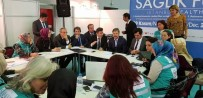 SOSYAL GÜVENLIK KURUMU - İl Sağlık Müdürü Yrd. Doç. Dr. Benli İstanbul Sağlık Fuarı Ve Çalıştayı'nda