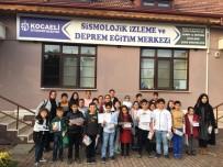 İBN-İ SİNA - Kartepeli Çocuklara Deprem Eğitimi Verildi