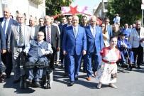 ENGELSİZ SANAT - Kocamaz; 'Mersin'de Engelleri Kaldırmaya Kararlıyız'