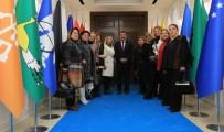 Malatya Eğitim Vakfı'ndan, Gürkan'a Hayırlı Olsun Ziyareti