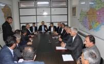 MEHMET ERDOĞAN - Milletvekilleri Muhtarlar Ve Tütün Üreticileriyle Bir Araya Geldi