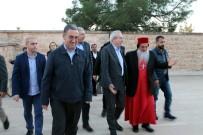 Miroğlu, Mor Gabriel Manastırı'nı Ziyaret Etti
