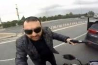 SİLAHLI SALDIRGAN - Motosikletliye silah çeken sürücü gözaltında